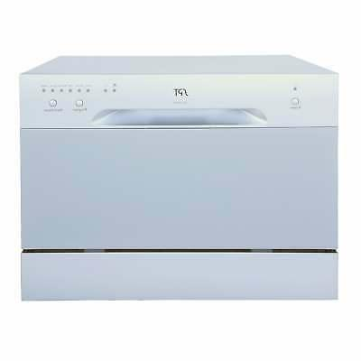 compact mini 6 wash cycle stainless steel