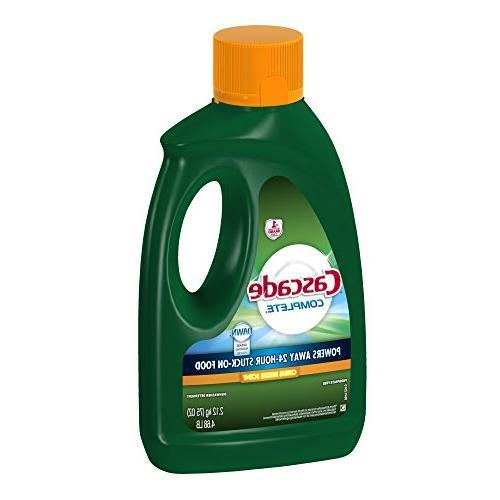 Cascade Dishwasher Detergent, Scent 75