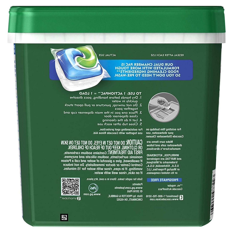Cascade Complete Detergent