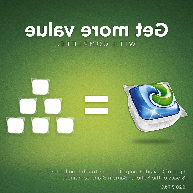 Cascade Detergent Soap,