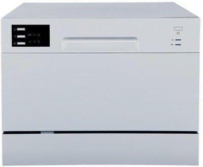 countertop dishwasher 6 place setting portable electronic