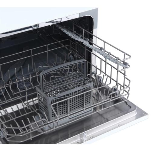 Magic Countertop Dishwasher White 6