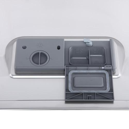 Magic Countertop Dishwasher White Black 6 Place Settings