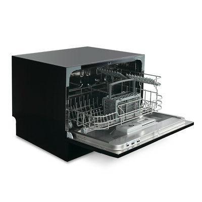 Countertop Portable Wash Cycles, Black