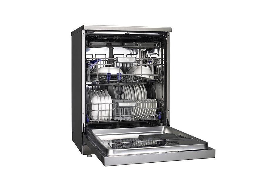 LG D1452WF Dishwasher SmartRack Volts