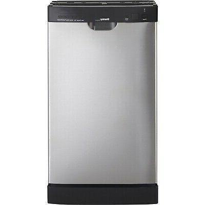 ddw1802ebls 18 built in dishwasher holds 8