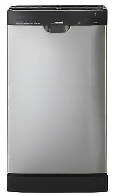 Danby DDW1802EBLS 18 Built-In Energy Star Dishwasher