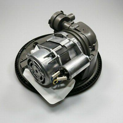 Dishwasher Circulation Pump and Motor | WHIRLPOOL W10782773