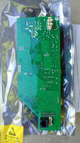 GE dishwasher control PT#