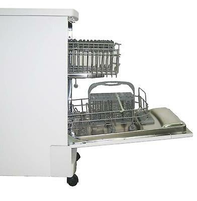Dishwasher SD-9241W Energy White