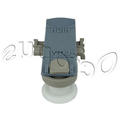 dishwasher upper rack wheel mount 8561996 wp8561996