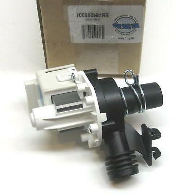 dishwasher water drain pump motor