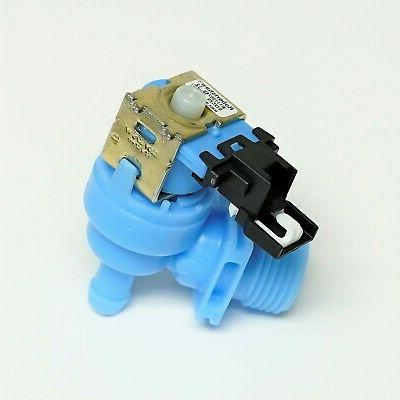dishwasher water valve