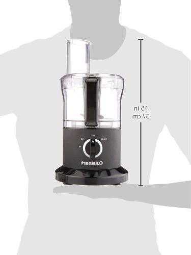 Cuisinart DLC-6BWFR 8 Food Processor Black