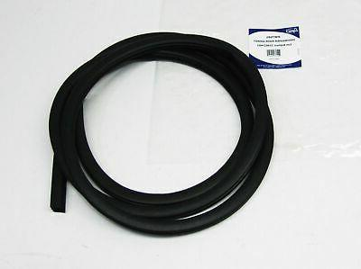 dw7601 dishwasher door gasket seal for frigidaire