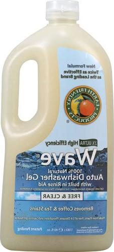 Earth Friendly ECOS® Wave® Dishwasher Gel Free & Clear --