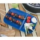 eco bbq plate blue bamboo biodegradable dishwasher