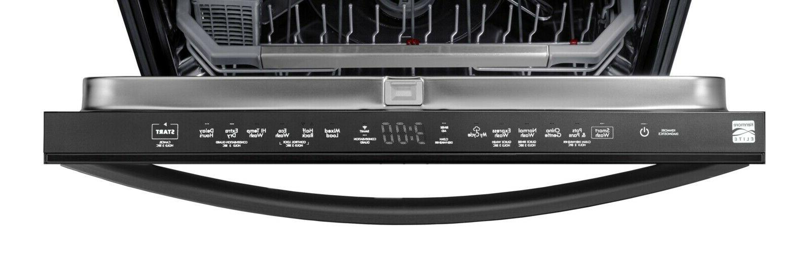 Kenmore Kenmore 14677 Smart with Third Rack