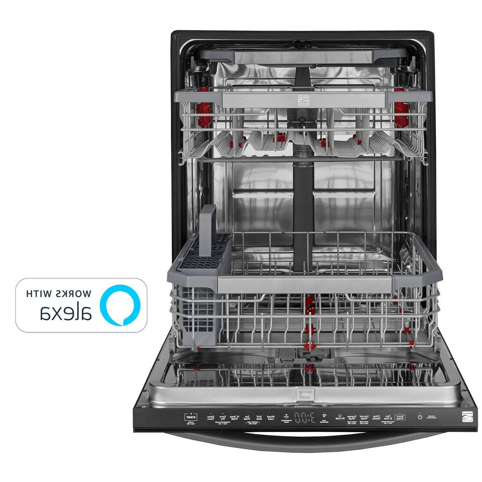 Kenmore Elite 14677 Dishwasher