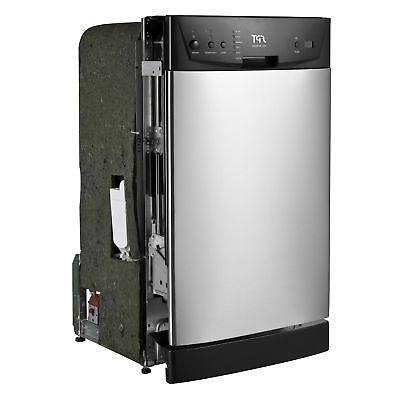 SPT Star Built-In Dishwasher Stainless Steel