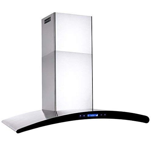 Style Wall Steel Range Touch