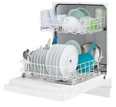 FBD2400KW Built-In Dishwasher