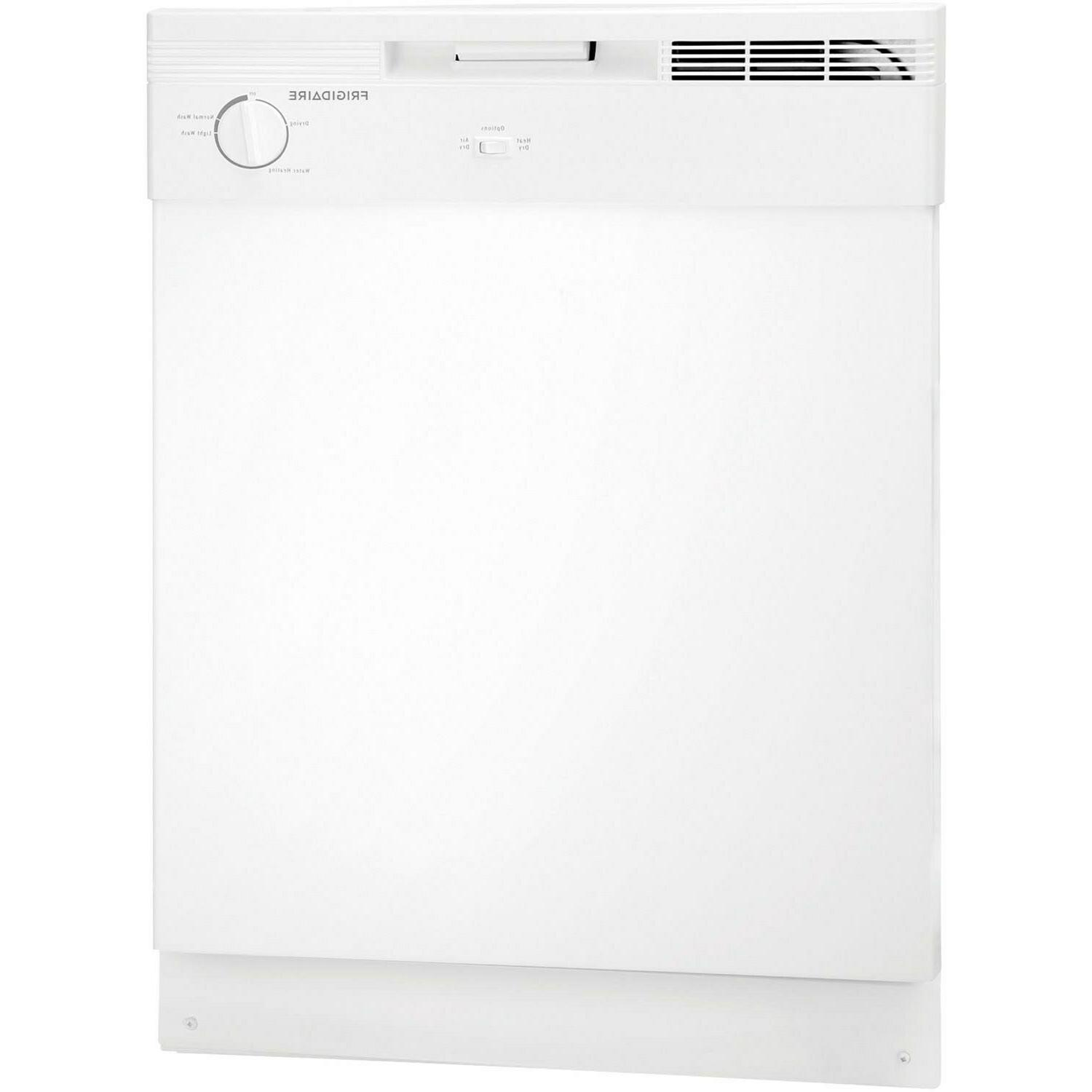 fbd2400kw white 24 built in dishwasher tall