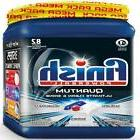 finish quantum 82ct dishwasher detergent tabs ultimate