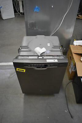 gdf530pmmes 24 slate fully integrated dishwasher nob