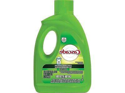 Cascade Gel Dishwasher Detergent, Fresh Scent, 75 Oz
