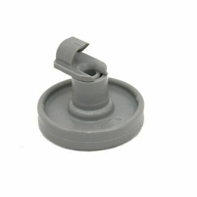 New OEM Whirlpool Maytag Jenn-Air Dishwasher Dishrack Wheel