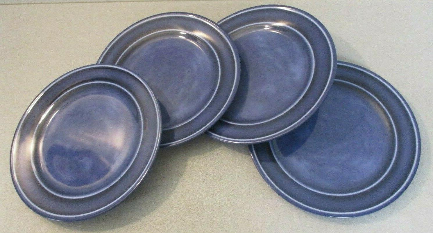 Glazed Plate Set Dishwasher