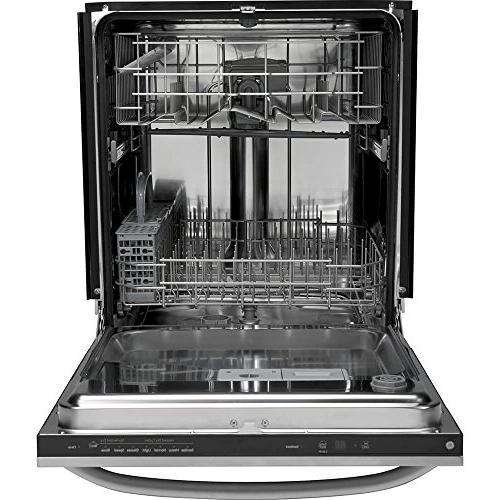 GE In Fully Dishwasher