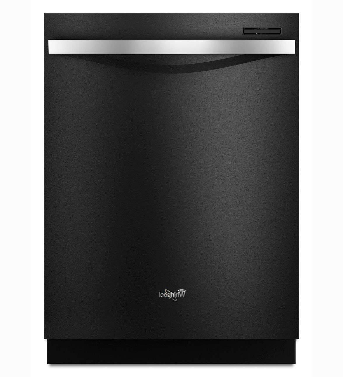 Whirlpool Gold 24 Inch Black Fully Integrated Dishwasher Ene