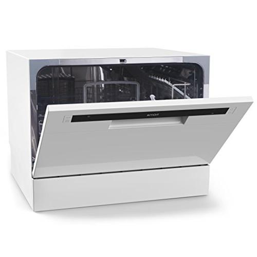 hOmeLabs - Washer in Interior Small Office - Dishwashers with Place Rack Silverware