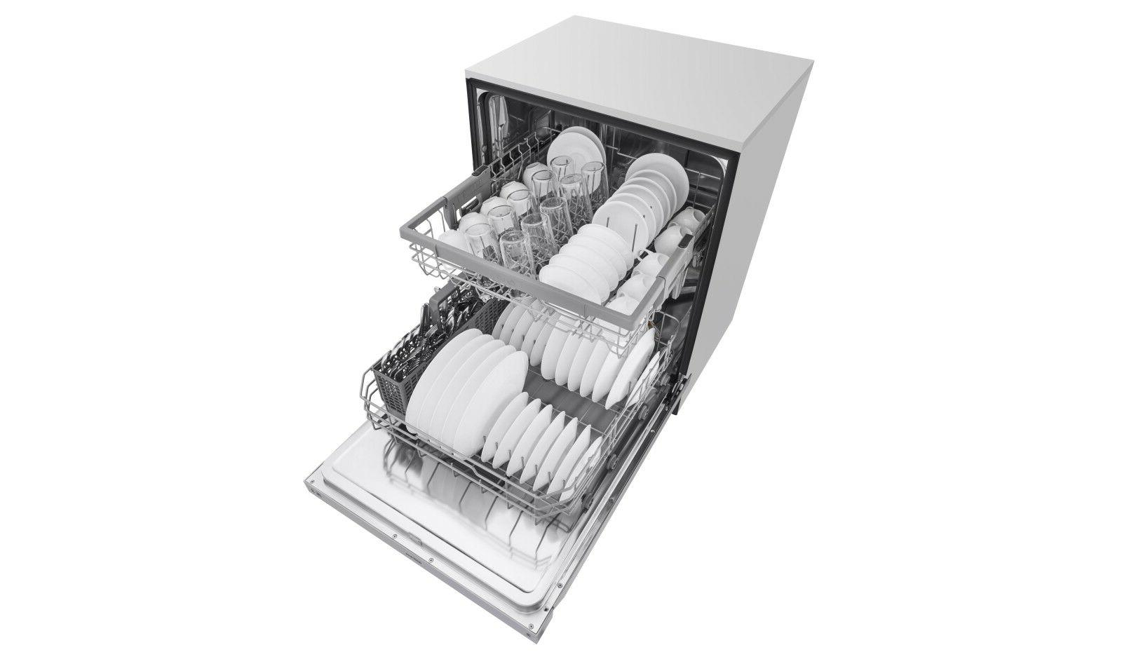 LG Dishwasher w/QuadWash & Plus/NEW