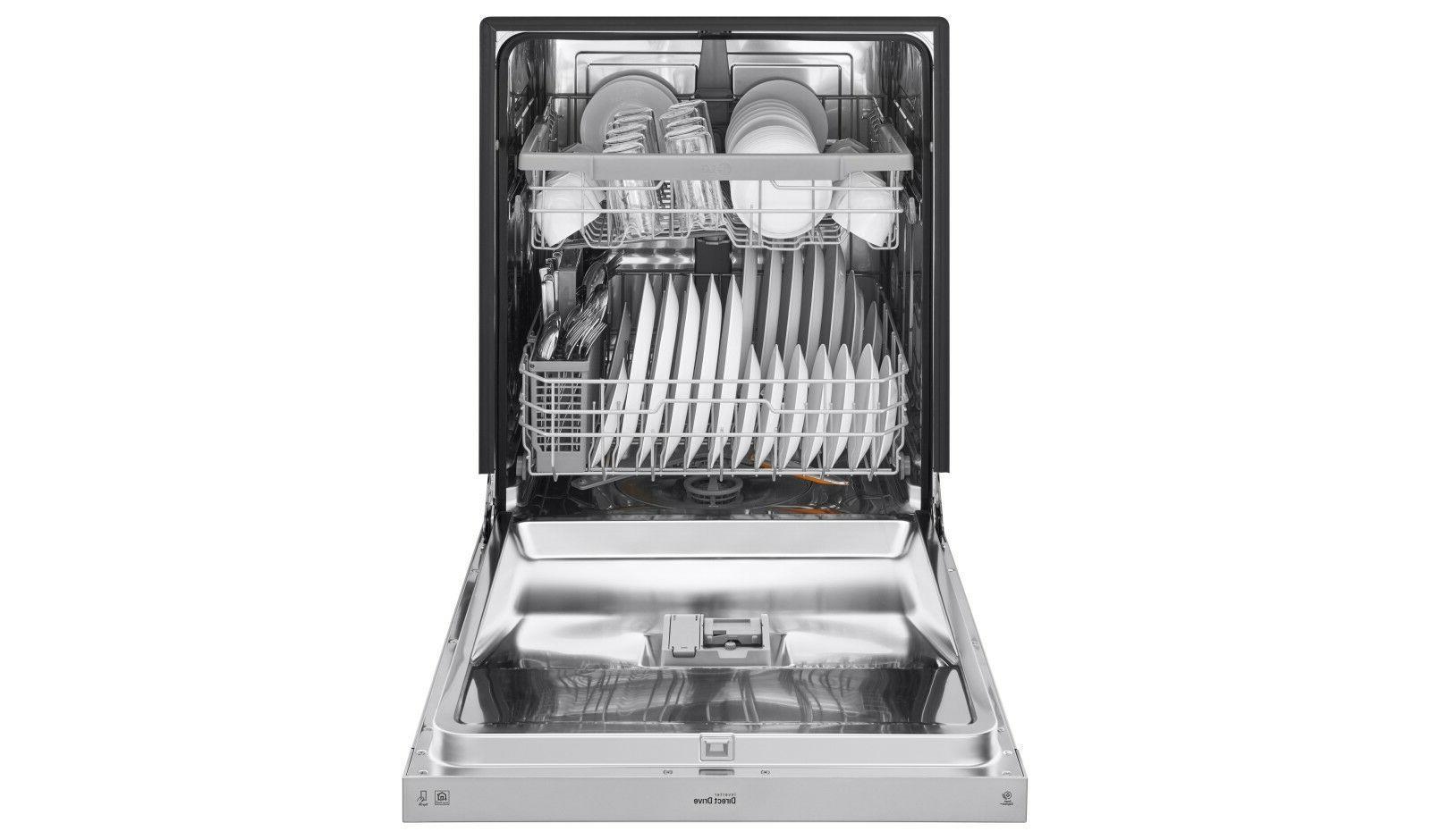 LG Front Dishwasher & Plus/NEW