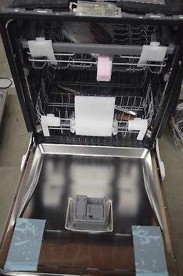 """LG 24"""" Fully Integrated Dishwasher #37579 CLW"""