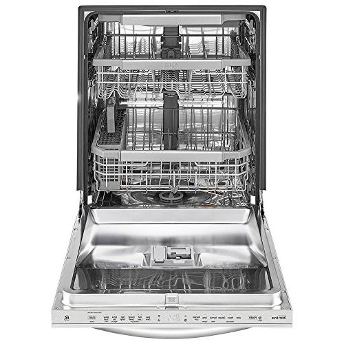 LG Top Control Stainless Steel Dishwasher