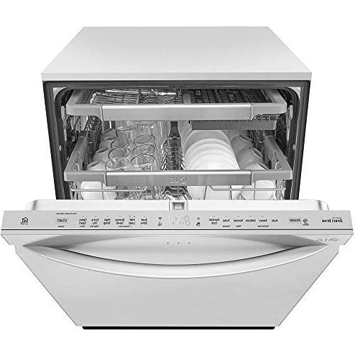 LG LDT7797ST Top Control Steel Dishwasher LDT7797ST