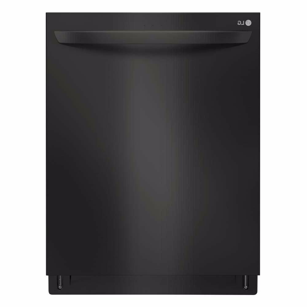 ldt7808bm top control tall tub smart dishwasher