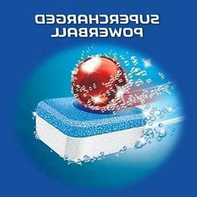 Finish Advanced Detergent Tabs 117