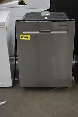 mdb8959skz 24 stainless fully integrated dishwasher nob