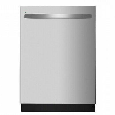 new 13543 stainless steel dishwasher with stainless