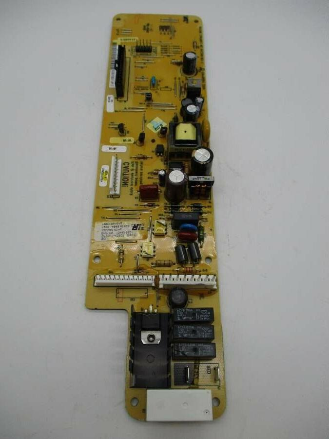 new electrolux dishwasher electronic control board part