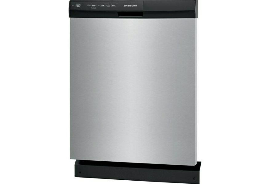 NEW! Frigidaire Front Built In Dishwasher