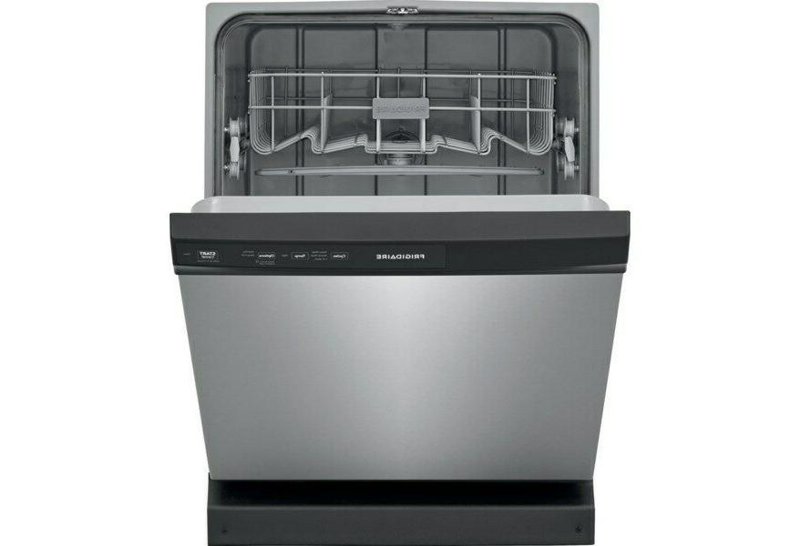 Built Dishwasher