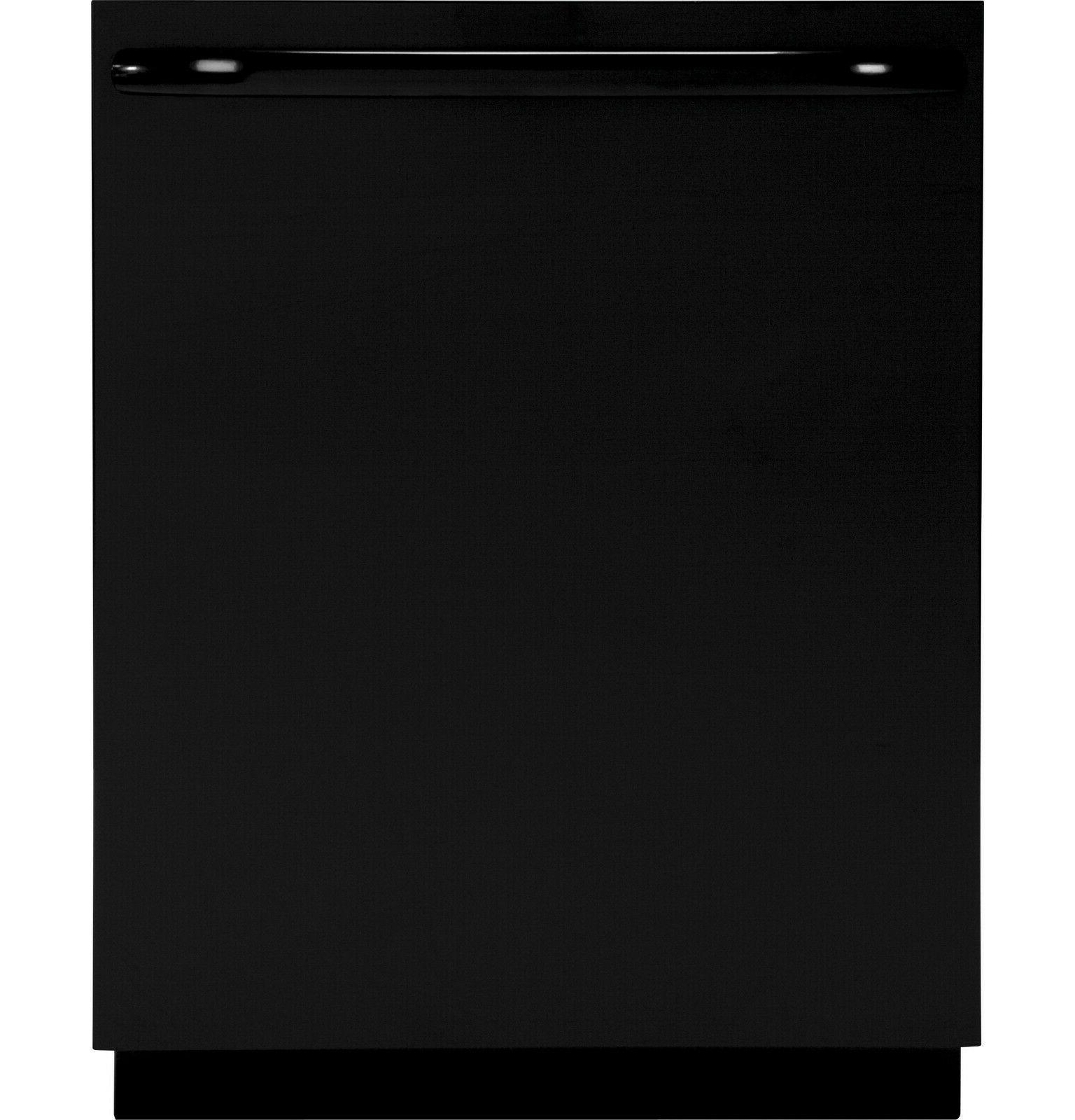 new gldt690jbb hidden controls dishwasher black
