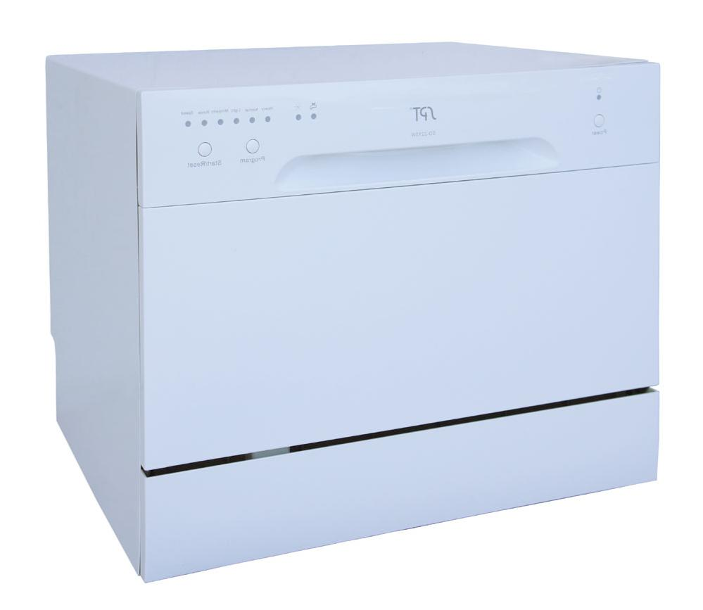 new mini countertop dishwasher 6 settings portable