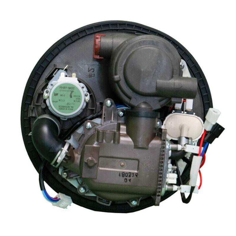 new oem ajh31248608 dishwasher wash pump